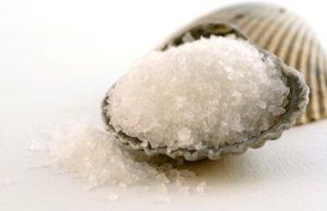 морская соль и гипертония