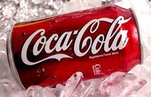 кока-кола на льду
