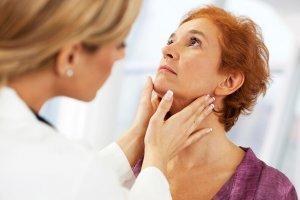 Изменение работы щитовидной железы