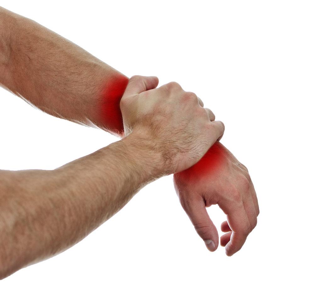 Ушиб кисти рук